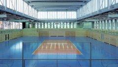 德国玫尔地暖案例——安达赫治体育馆